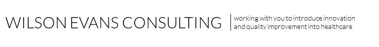 Wilson Evans Consulting Logo